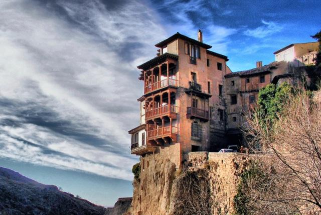 Casas Colgadas - Fuente: www.moterus.es.
